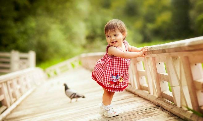 حرية الطفل في التصوير
