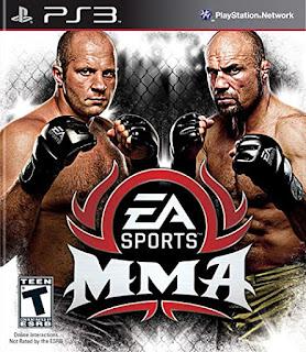 EA SPORTS MMA PS3 TORRENT