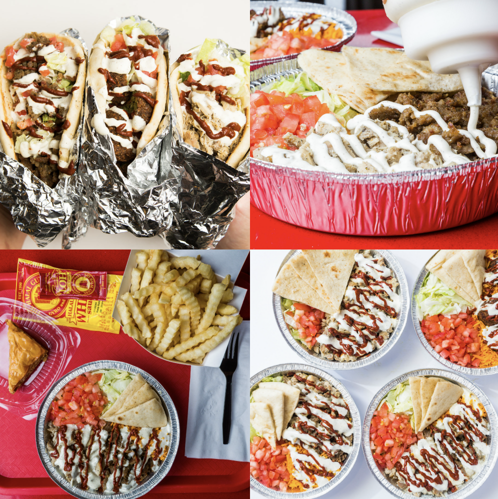Jan. 13 | Halal Guys Expands to Rowland Heights - Free Platters For First 100!