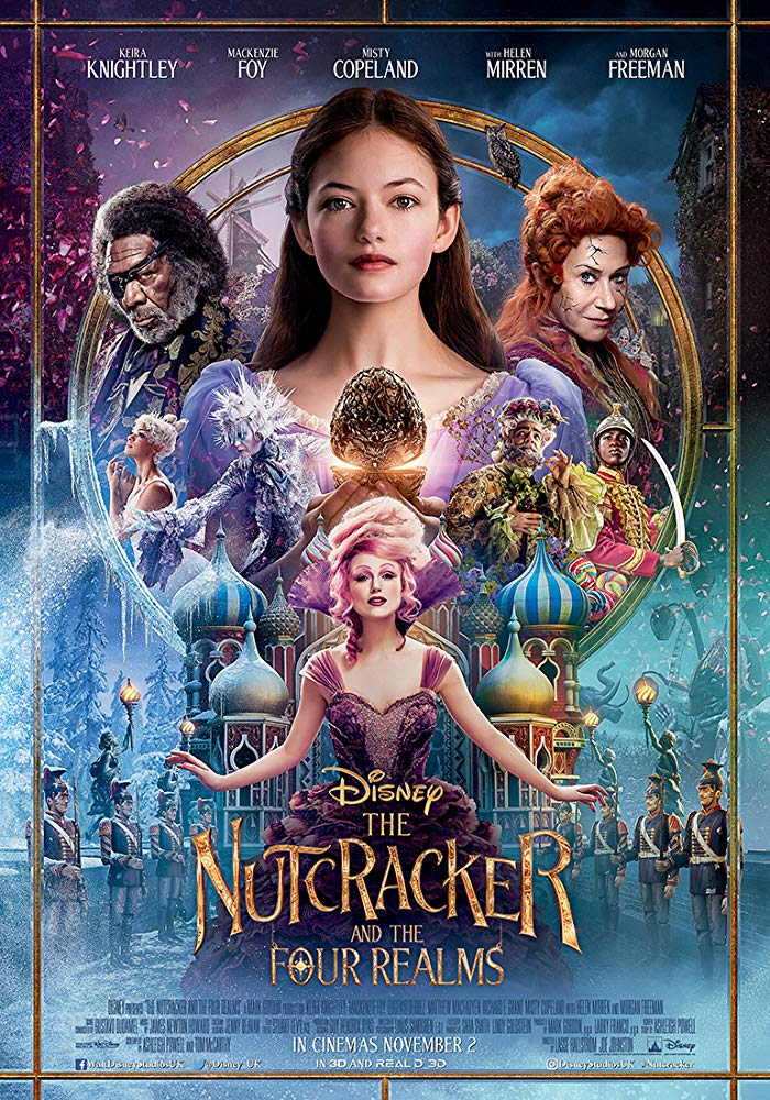 Download The Nutcracker and the Four Realms (2018) Subtitle Indonesia