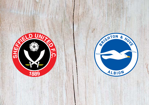 Sheffield United vs Brighton & Hove Albion -Highlights 22 February 2020