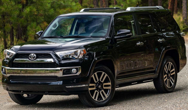 2017 Toyota Sequoia Diesel