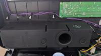 Kawai ES920 internal speaker system