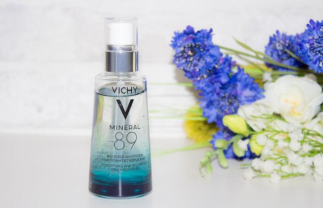 Mineral 89 de Vichy, l'allié des peaux déshydratées