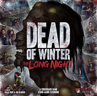 Dead of winter the long night juego de mesa