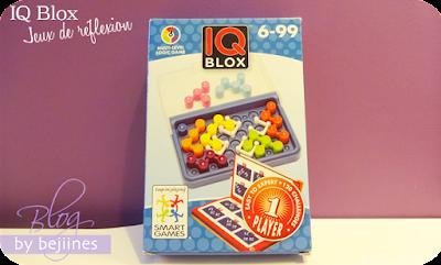 IQ Blox SmartGames- Jeu de réflexion et logique