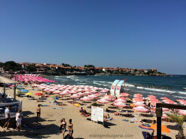 Playa de Sozopol
