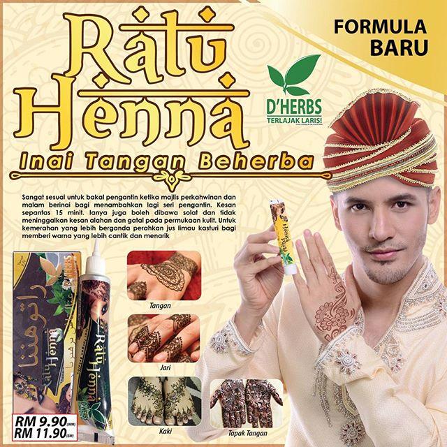 Ratu Henna D'Herbs