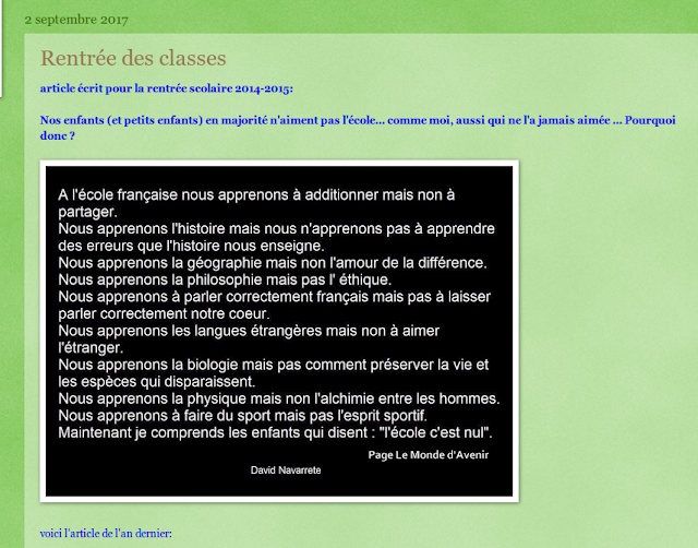 http://michel1955.blogspot.fr/2013/09/rentree-des-classes.html