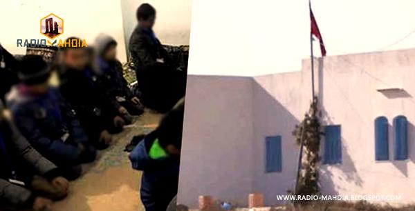 المدرسة القرآنية بالرقاب : 5 أطفال من المهدية