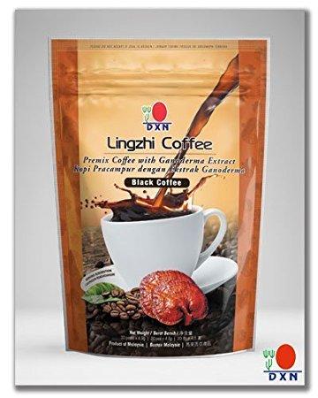 lingzhi black coffee dxn
