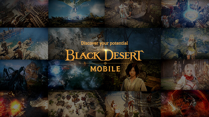 Black Desert Mobile Grid