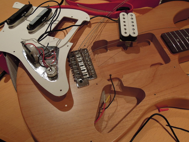 yamaha pacifica humbucker wiring diagram electrical wiring libraryelectric  penguinland iron in the blood prs se wiring