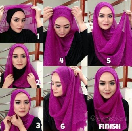 Hijab Modern terbaik