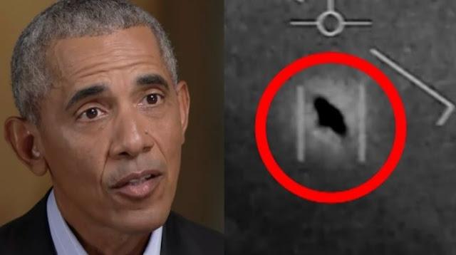Obama: Jika UFO dan Alien Terbukti Ada, Akan Muncul Agama-Agama Baru