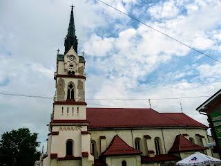 Стрий. Церква Різдва Пресвятої Богородиці. 1455 р.