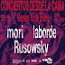 mori, Rusowsky y laborde actuarán en la tercera edición de Conciertos desde la Cama en el Centre del Carme