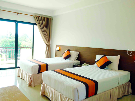 Accommodation in Chanthaburi, Thailand
