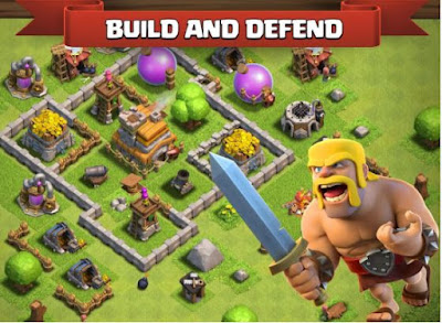 Clash of Clans Apk2