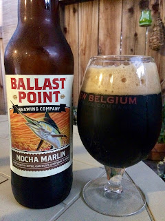 Ballast Point Mocha Marlin Porter 1