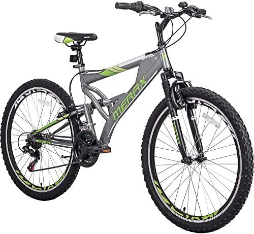 Merax mountain bike for heavy riders