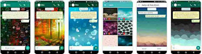 Wallpapers for WhatsApp – Latar Belakang Obrolan