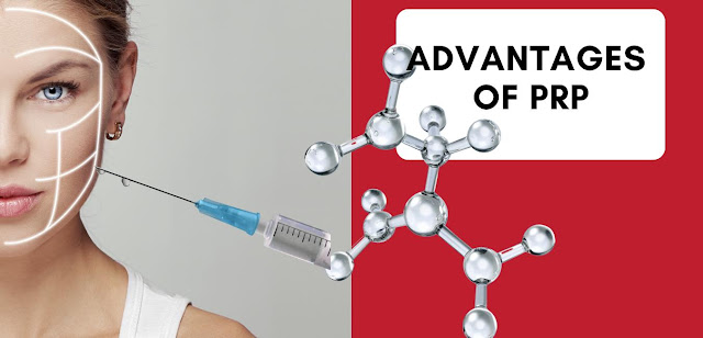 What are the advantages of PRP