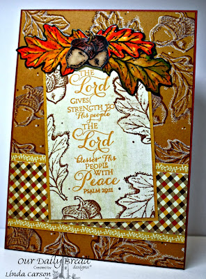 Our Daily Bread Designs, Autumn, Scripture Series 3