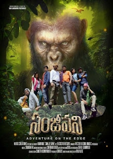 Sanjeevani 2018 Hindi Dubbed Movie Download HDRip 720p