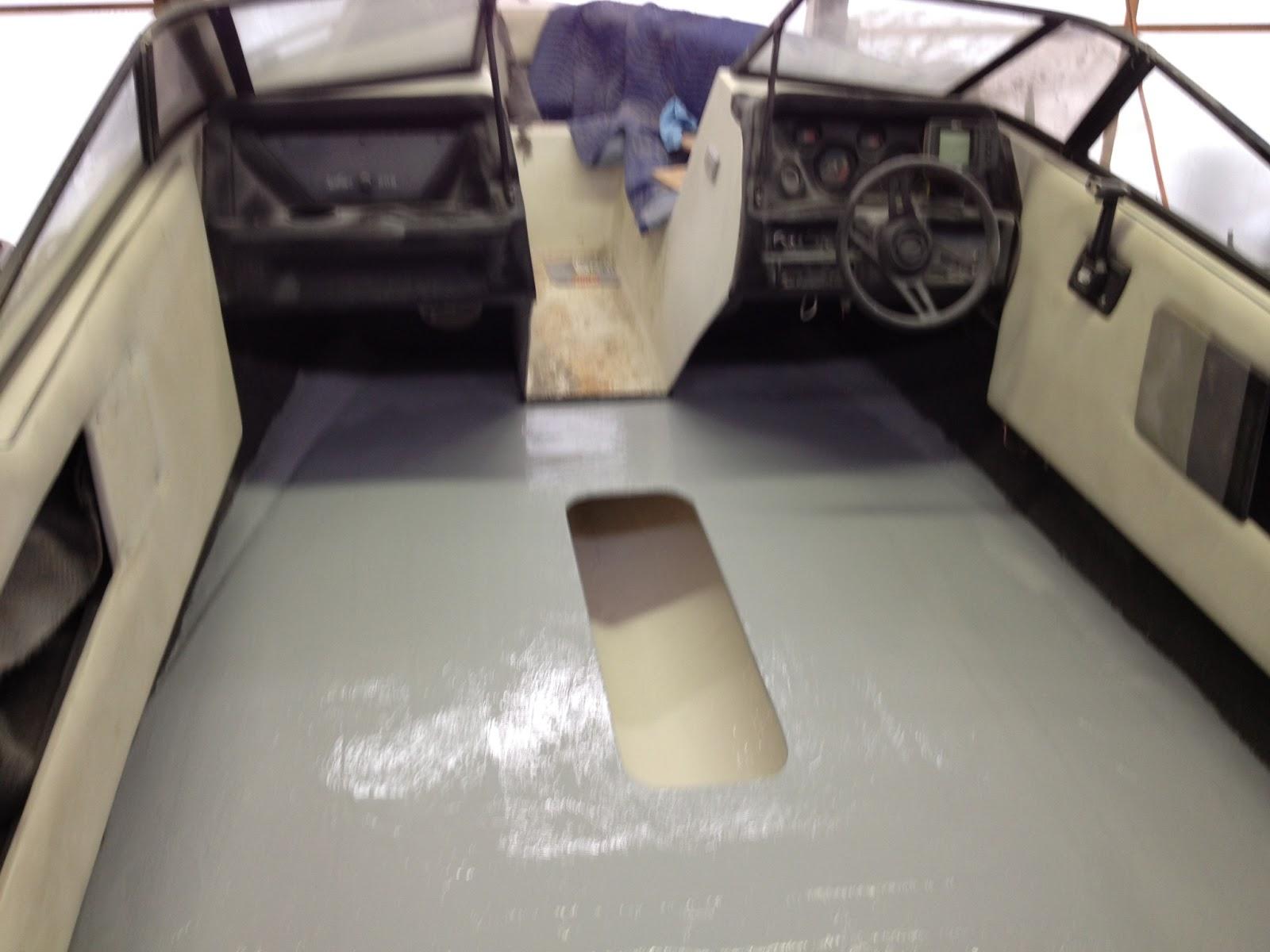 Build A Skiff Ski Boat Floor