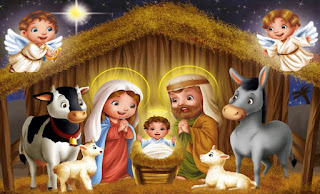 Images Of Jesus Christmas