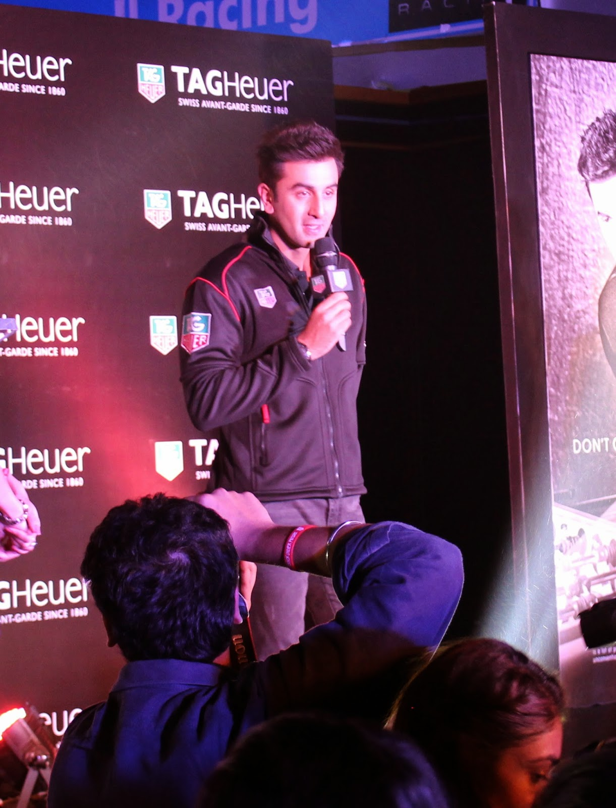 SSU Attended Tag Heuer India Event With Ranbir Kapoor, Check