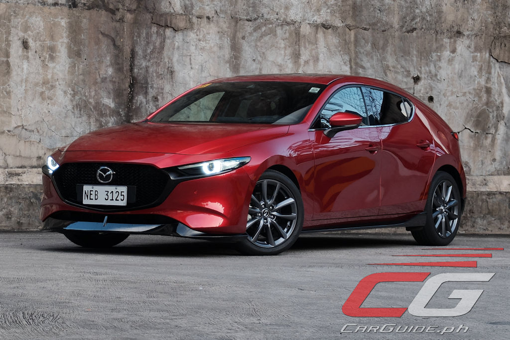 review: 2020 mazda3 2.0 speed sportback | carguide.ph