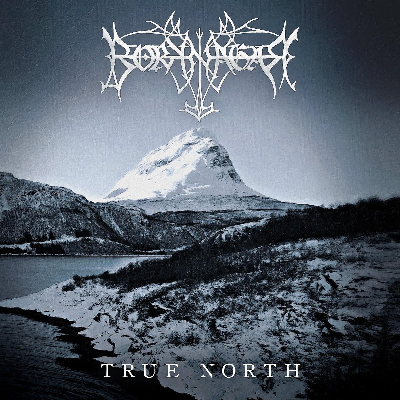 Borknagar True North Album Cover