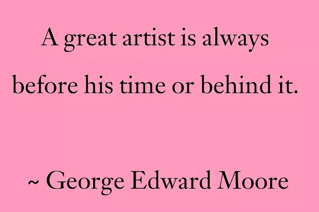 Quotes of George Edward Moore