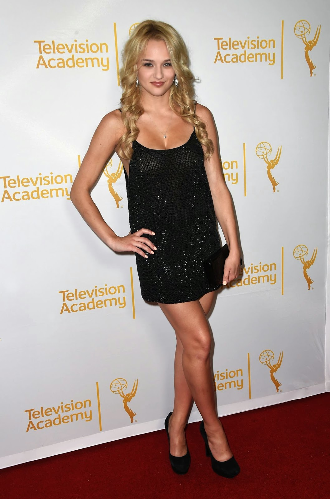 Hunter Haley King - Daytime Emmy Nominee Reception June 2014