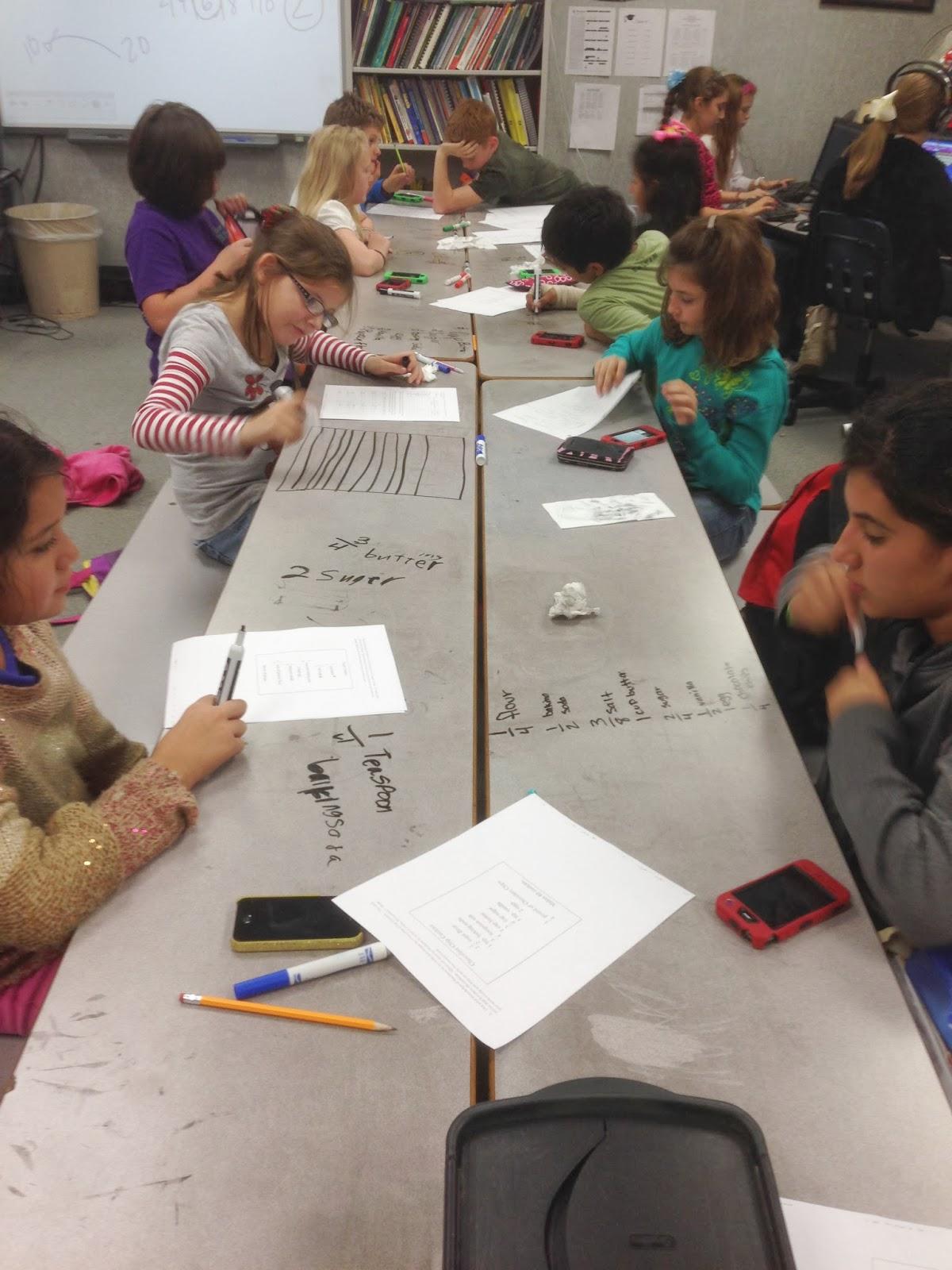Gt Gt Pbl Math 5th Grade Plan A Party