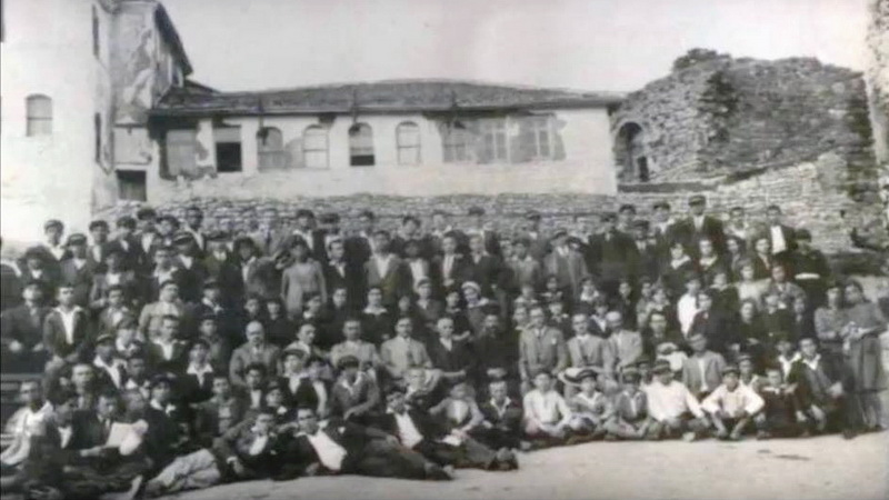 Ο Πόντιος φιλόλογος Χριστόφορος Δρακοντίδης στο Γυμνάσιο Διδυμοτείχου του μεσοπολέμου
