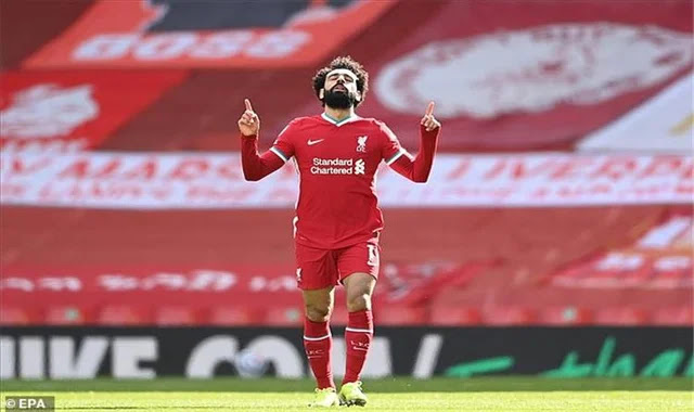 Mohamed Salah is among the candidates for the best player award in the English Premier League