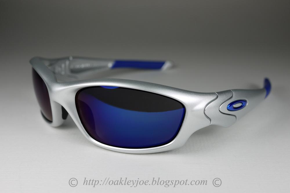 2bf3e2884e Oakley Straight Jacket Silver With Ice Iridium Lens 04 332 ...