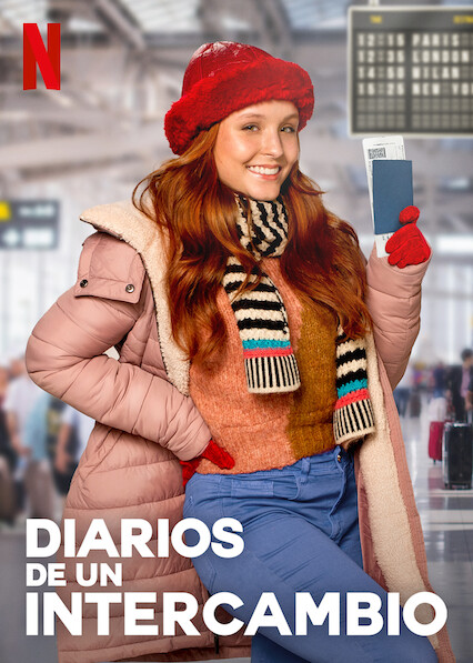 The Secret Diary of an Exchange Student (2021) NF WEB-DL 1080p Latino