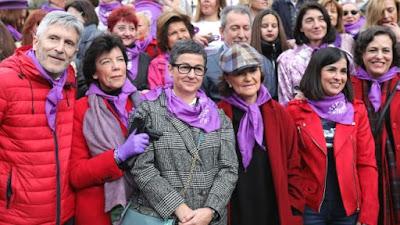 Madrid, corona virus, 8M, casos, aumento, feminismo, marca, psoe, podemos