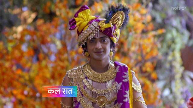 Star Bharat Radha Krishna Serial 14 July Episode