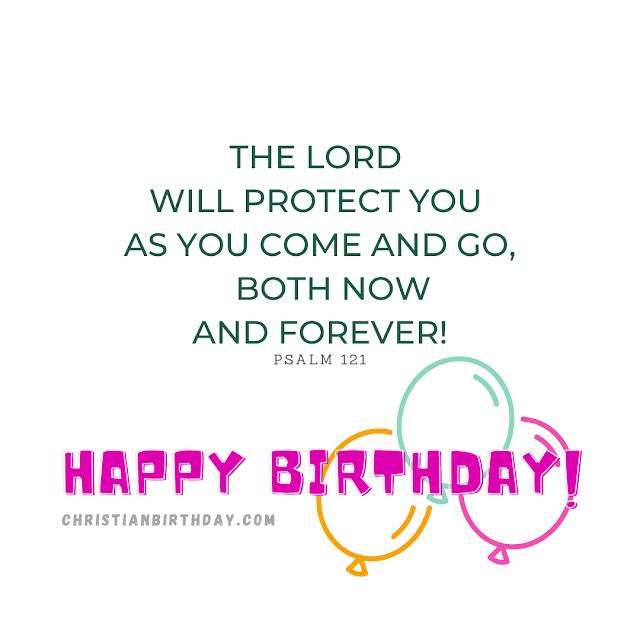 cita biblica salmo 121 para felicitar cumpleaños versos de la biblia