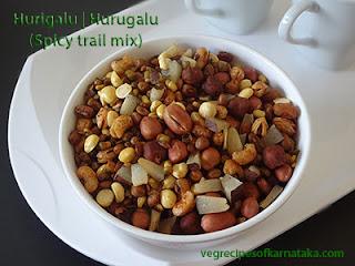 Hurigalu or hurigaalu recipe in Kannada