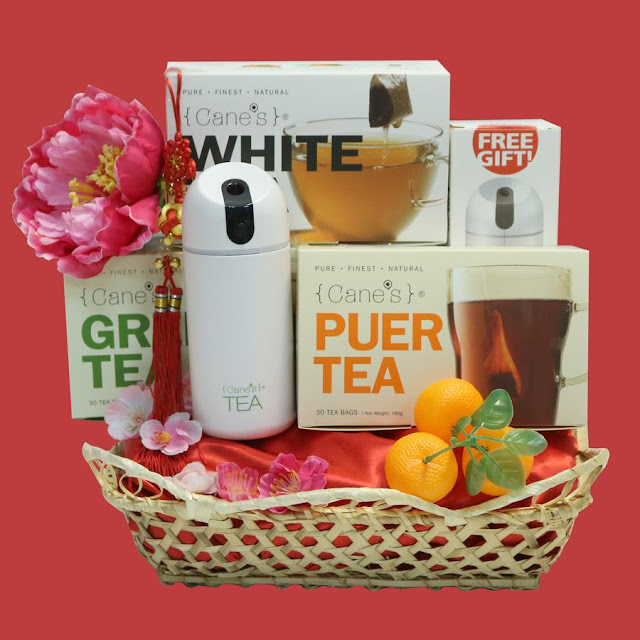 CNY Tea Hampers starting from RM118