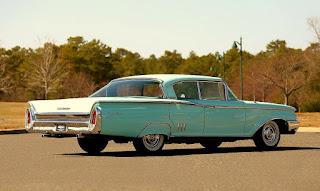1960 Mercury Montclair Premiere Landau Rear Right