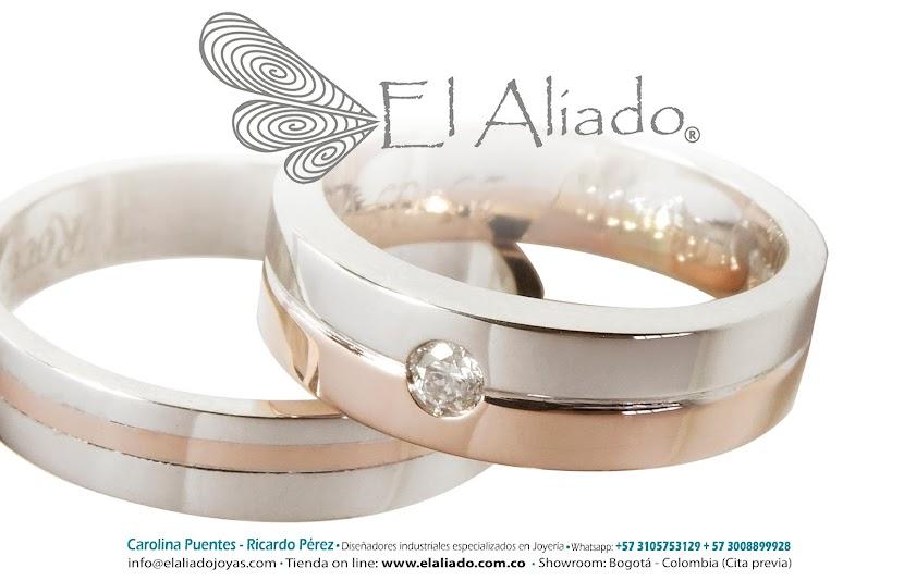 b5634a7d40fa El Aliado Joyas - Argollas de Matrimonio y Anillos de compromiso ...