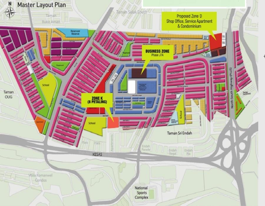 D4 Residence Bandar Baru Seri Petaling Malaysiacondo