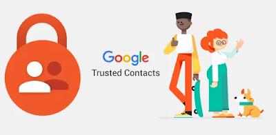 تطبيق Trusted Contacts